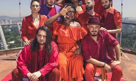 Liniker e Os Caramelows. Foto: Divulgação