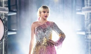 Taylor Swift. Foto: Reprodução/Instagram (@bbmas)