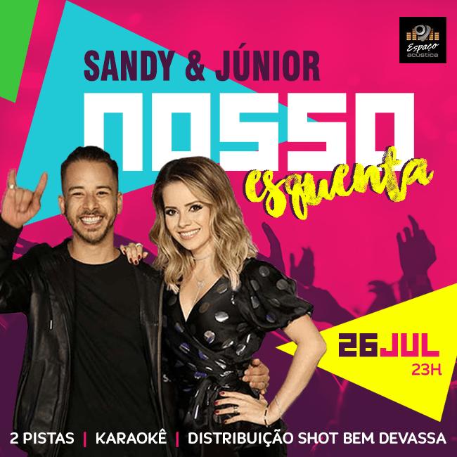 Sandy & Junior. Foto: Divulgação