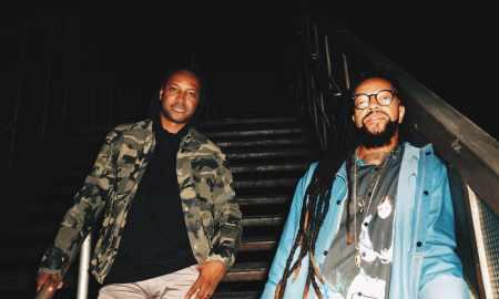 Thiaguinho e Rael. Foto: Divulgação