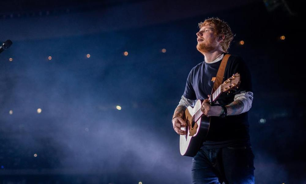 Ed Sheeran. Foto: Reprodução/Instagram (@teddysphotos)