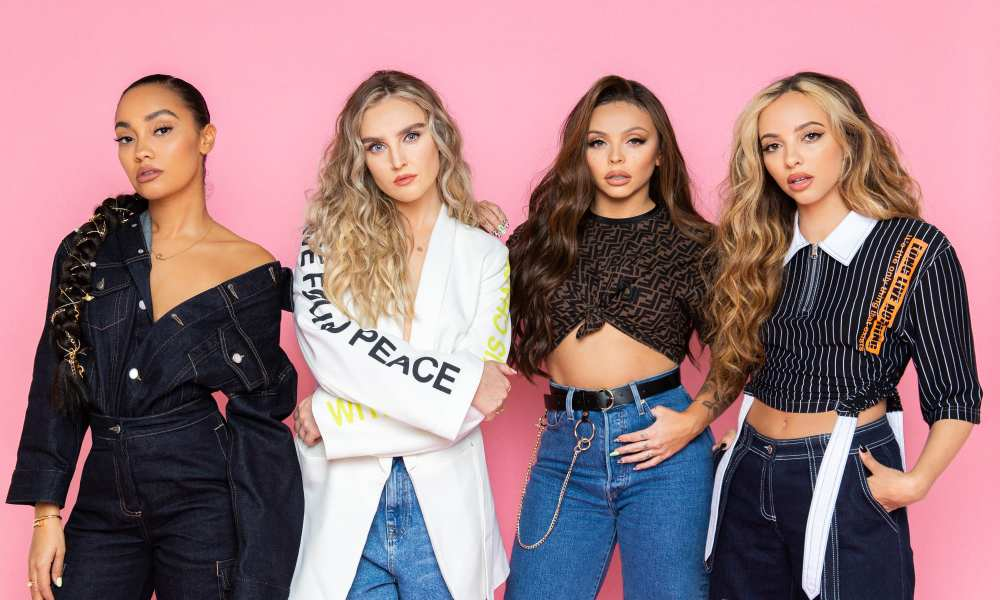 Little Mix. Foto: Divulgação