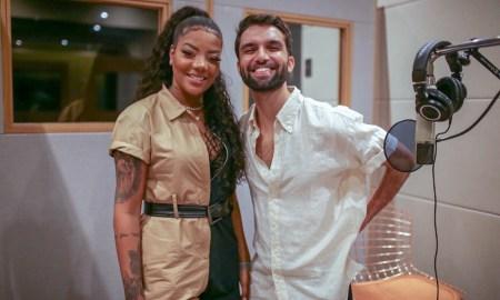 Ludmilla e Silva. Foto: Divulgação