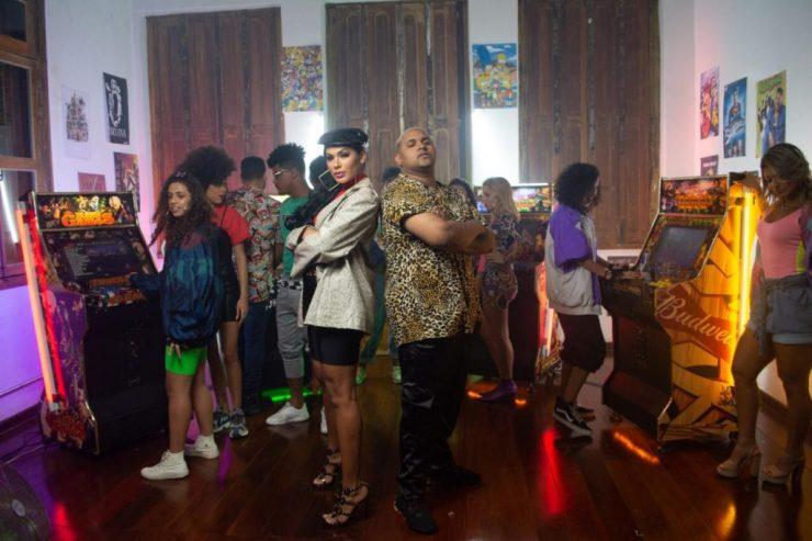 Kevin O Chris e Pocah. Foto: Divulgação/Isabele Brun