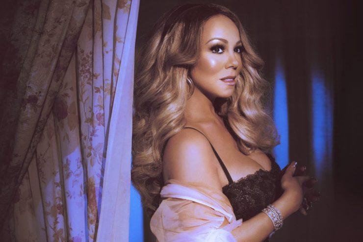 Mariah Carey. Foto: CNSJF - Divulgação