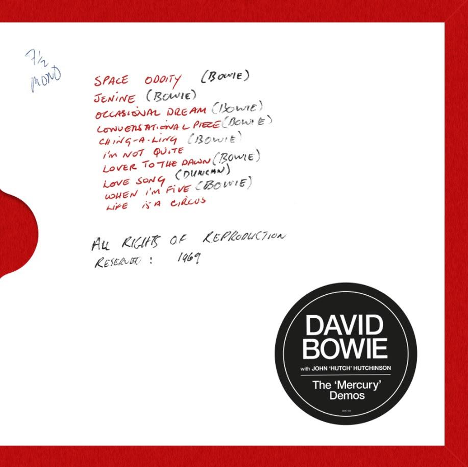David Bowie. Foto: Divulgação