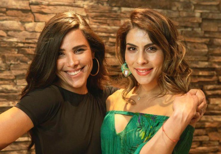Wanessa e Maria León