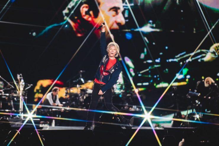 Bon Jovi. Foto: Divulgação/Wesley Allen