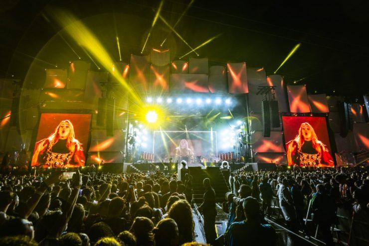 Ellie Goulding. Foto: Divulgação/Ariel Martini