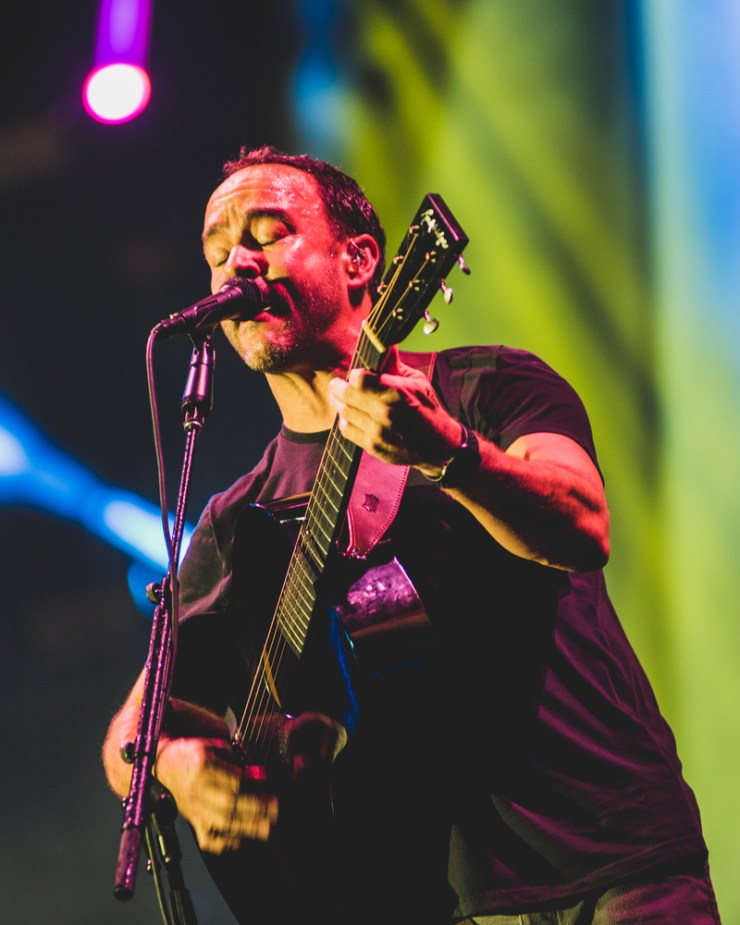 Dave Matthews Band. Foto: Divulgação/IHF