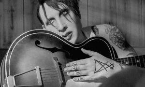 Marilyn Manson. Foto: Divulgação