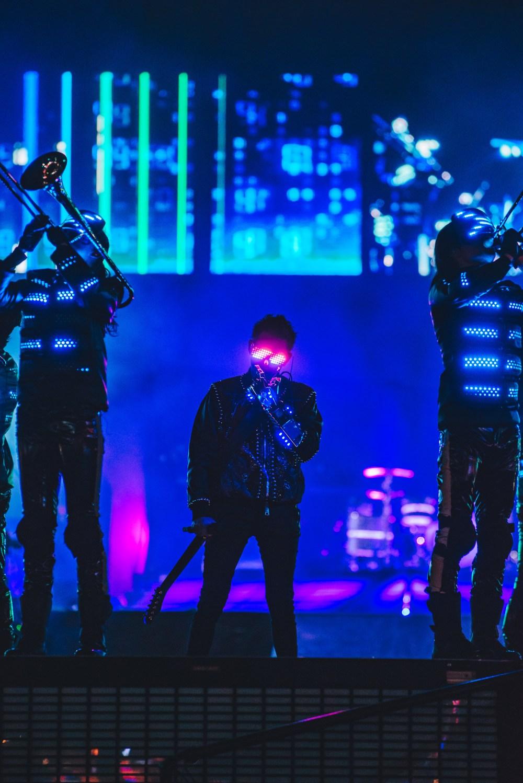 Muse. Foto: Divulgação/Helena Yoshioka