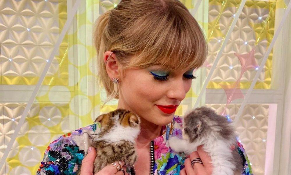 Taylor Swift. Ffoto: Reprodução/Instagram (@taylorswift)