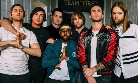 Maroon 5. Foto: Reprodução/Facebook