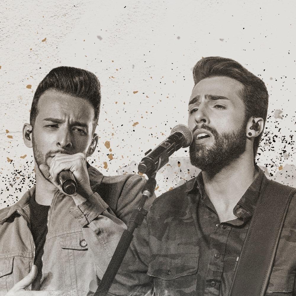 Nando e Gabriel. Foto: Divulgação