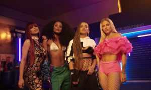 Lexa, MC Rebecca, Anitta e Luísa Sonza. Foto: Divulgação/Eduardo Bravin