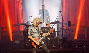 Queen. Foto: Reprodução/Instagram (@oficialqueenmusic)