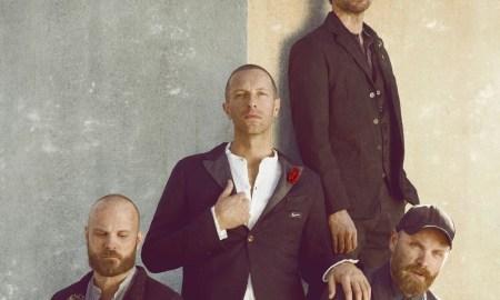 Coldplay. Foto: Reprodução/Facebook