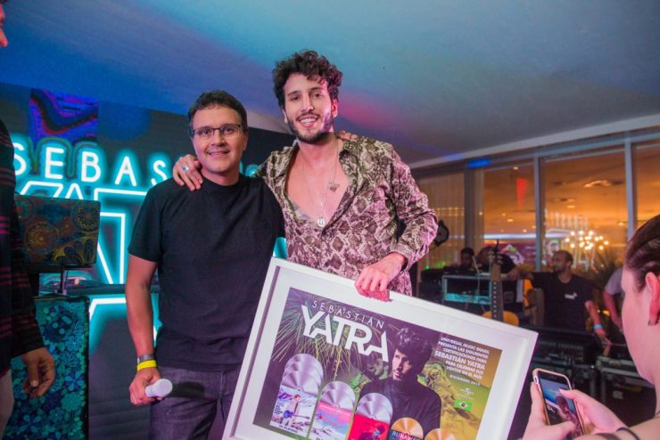 Sebastián Yatra. Foto: Divulgação/Gustavo Bresciani
