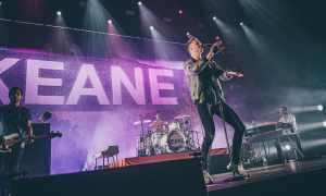 Keane. Foto: Divulgação/Stephan Solon/Move Concerts