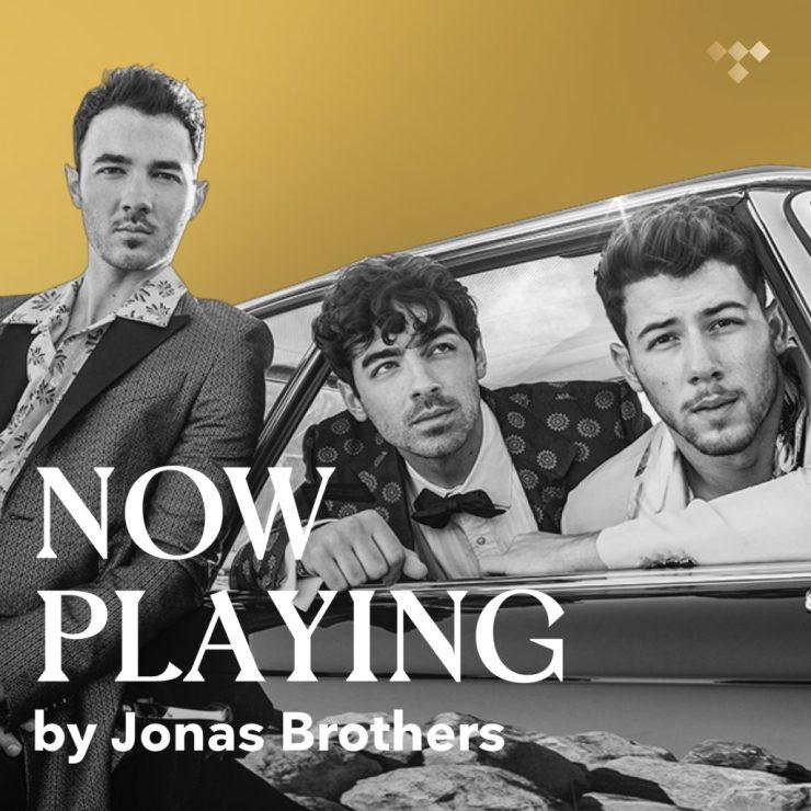 Jonas Brothers. Foto: Divulgação