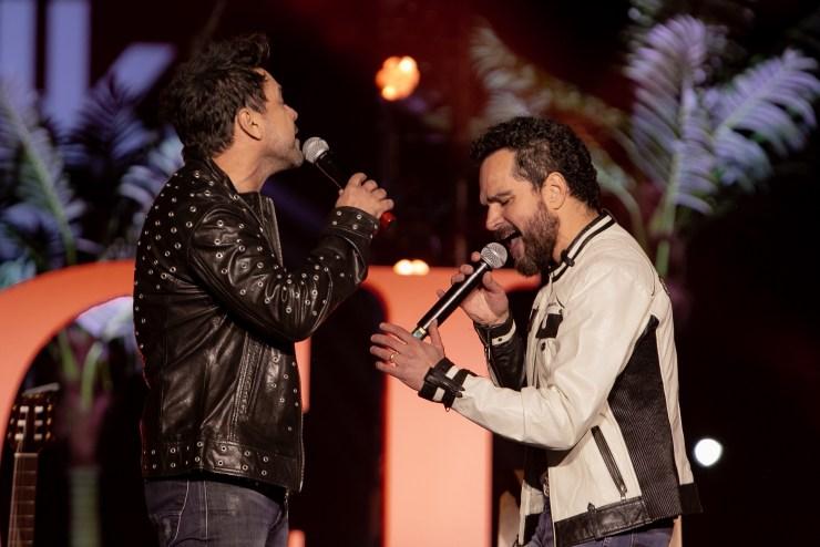 Zezé Di Camargo e Luciano. Foto: Divulgação