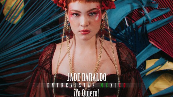 Jade Baraldo. Foto: Divulgação