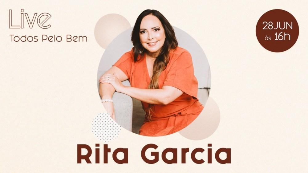Rita Garcia. Foto: Divulgação