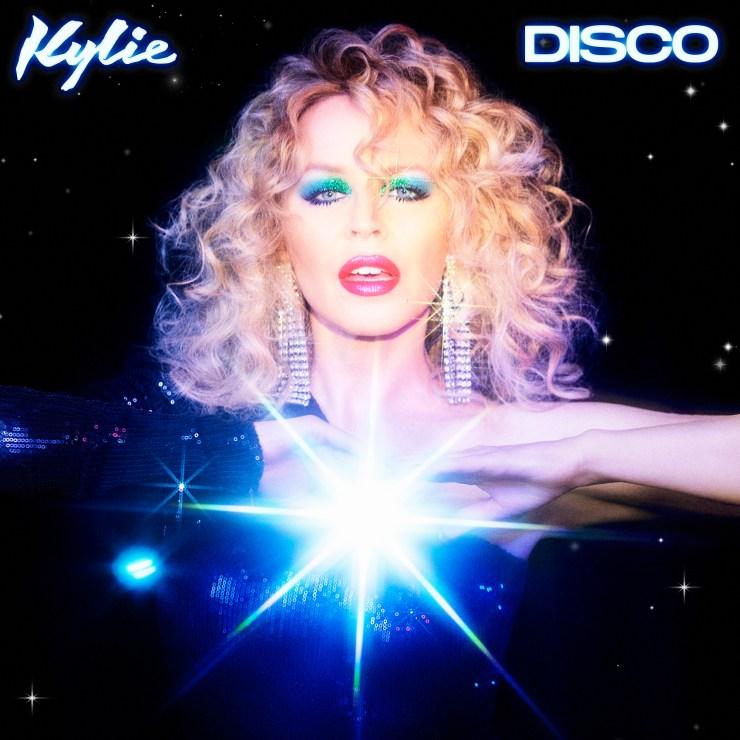 Kylie Minogue. Foto: Divulgação
