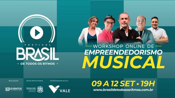 Festival Brasil de todos os ritmos