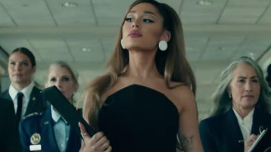 Ariana Grande. Foto: Divulgação.