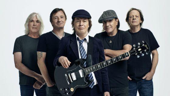 AC/DC. Foto: Divulgação.