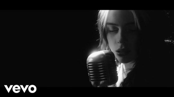 Billie Eilish. Foto: Reprodução / YouTube