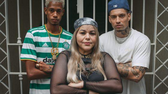 FP do Trem Bala, MC Deise e Filipe Ret. Foto: Divulgação.