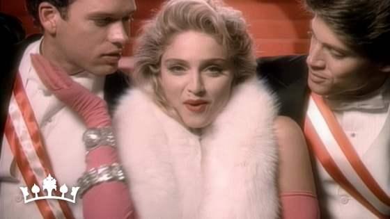 Madonna. Foto: Reprodução