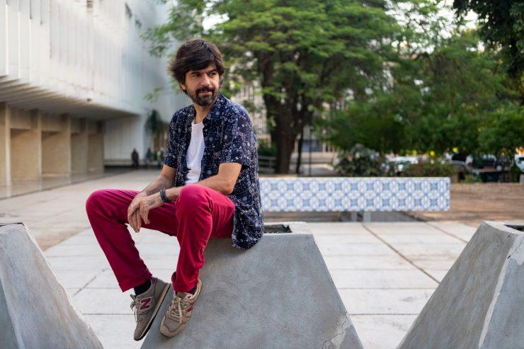 Daniel Santiago. Foto Divulgação