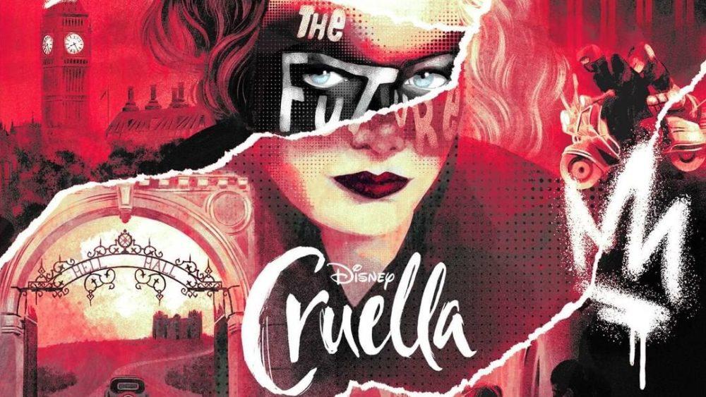 Cruella. Foto: Divulgação