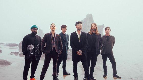 Maroon 5. Foto: Dilvugação/Instagram