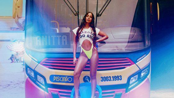 Anitta Girl From Rio Snakehips Remix. Foto: Divulgação