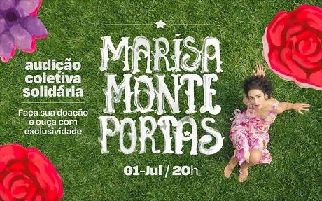 Marisa Monte. Foto: Divulgação