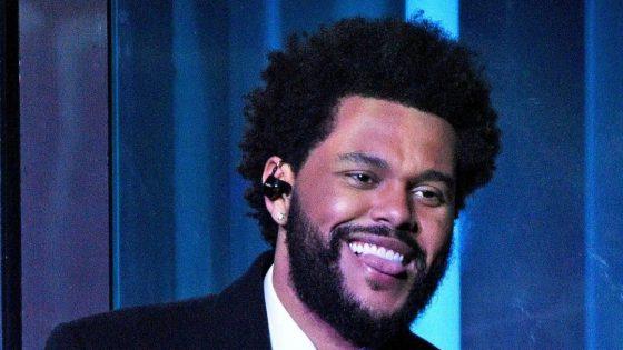 The Weeknd. Foto: Reprodução / Instagram (@theweeknd)