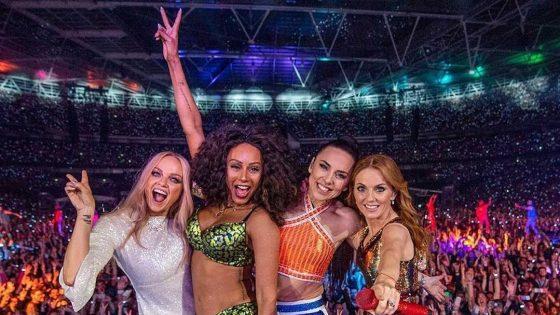 Spice Girls. Foto: Reprodução / Instagram (@spicegirls)