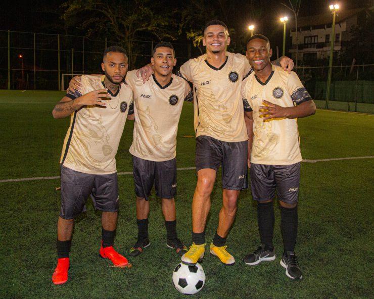 MC Poze. Foto: Divulgação / Créditos: Lucas Araujo