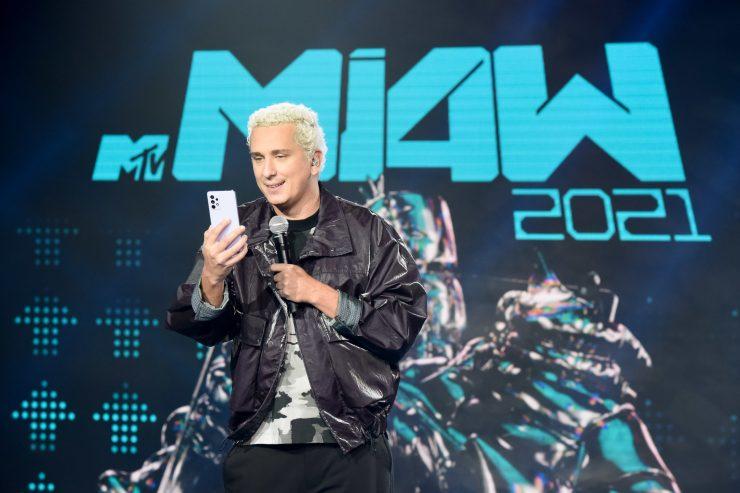 MTV MIAW 2021. Credito: Cleiby Trevisan
