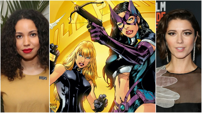 Birds of Prey: atrizes