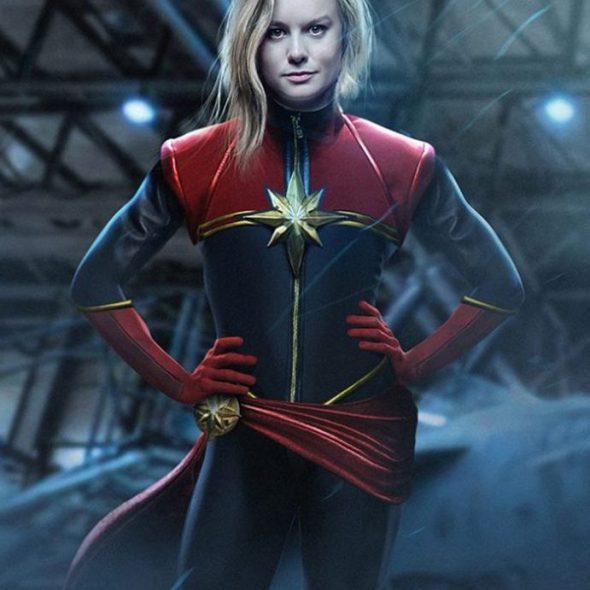 Capitã Marvel crítica