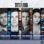 Titãs: conheça os personagens da segunda temporada