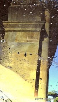 Roma nelle pozzanghere
