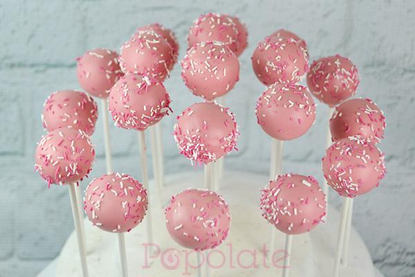 Cake pop sprinkles
