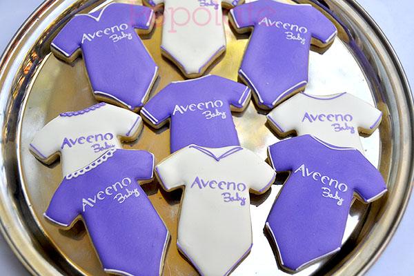Aveeno Baby cookies